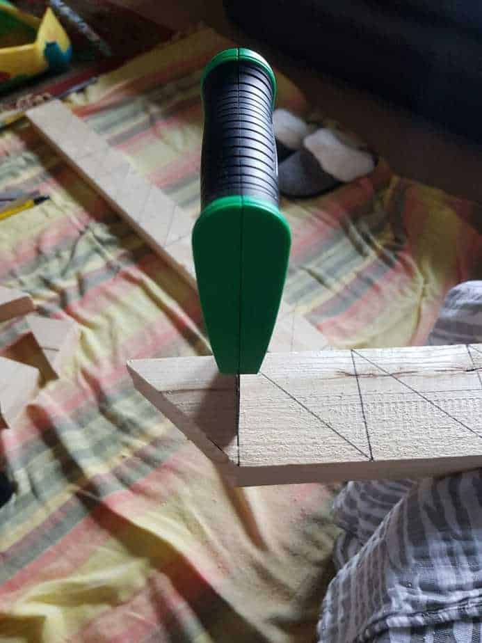 10. How To Cut Supports Vertically