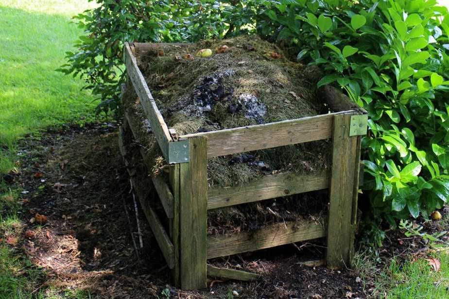 6 Compost Bin