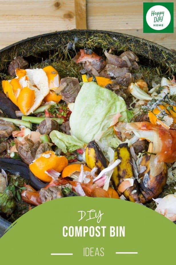 DIY Compost Bin Ideas 2