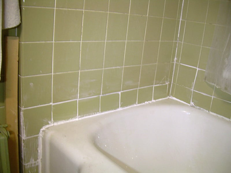 5 Grout Cleaning
