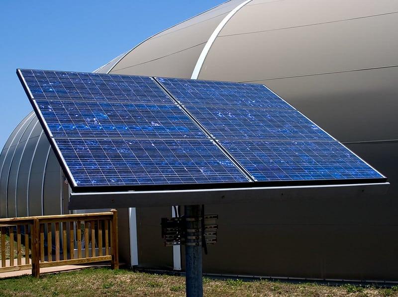8 Solar Panel