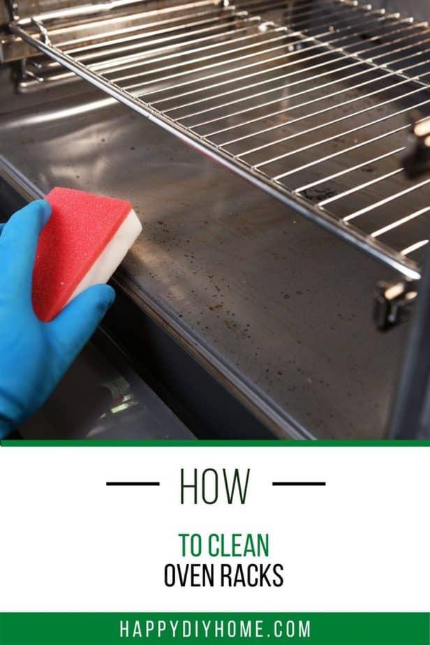 Clean Oven Racks 1