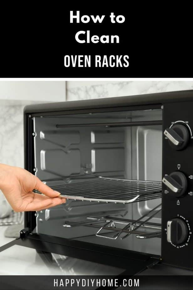 Clean Oven Racks 2