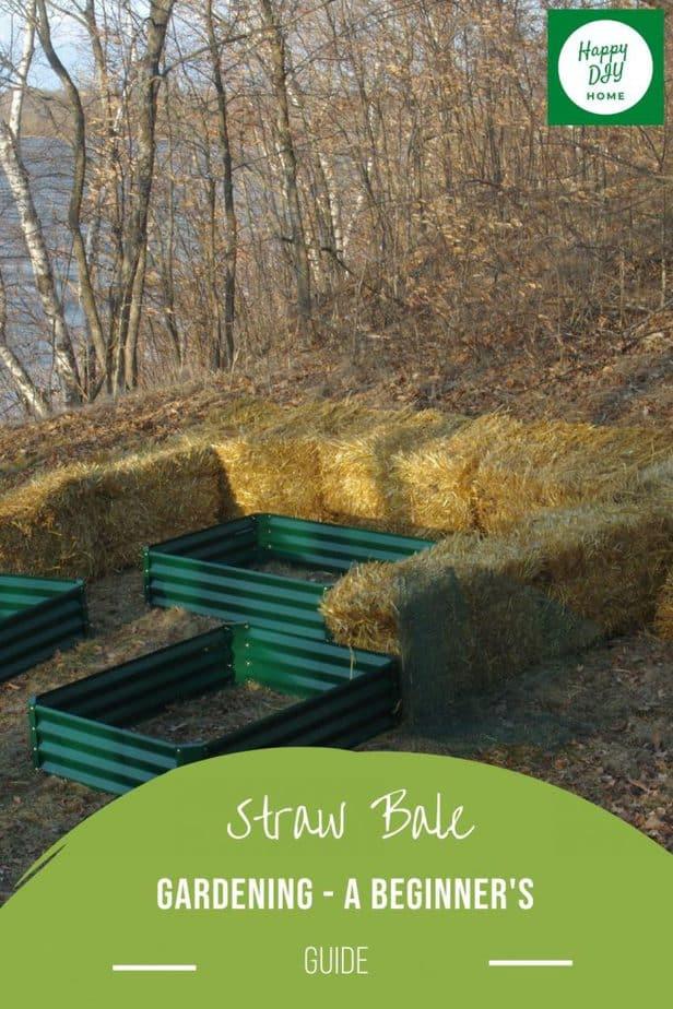 Straw Bale Gardening 2