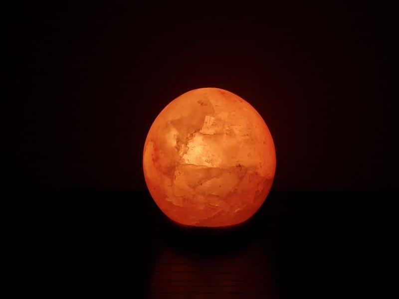 3 Spherical Salt Lamp