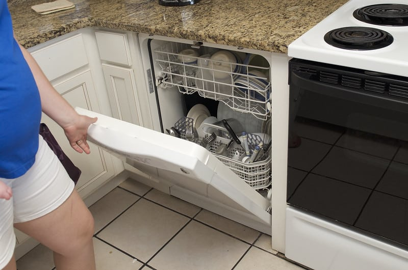 3 Clear Your Garbage Disposal