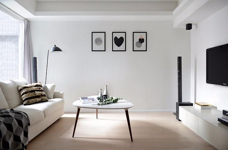 1. Scandinavian interior 1