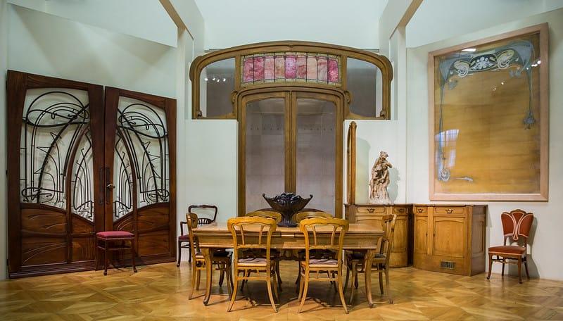 25. art nouveau interior 1