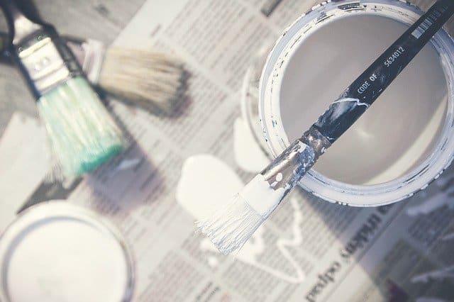 5.Chalk Paint