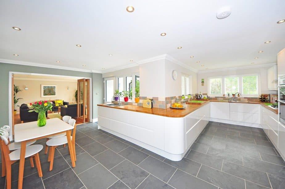 Kitchen Costs 6 Kitchen Flooring 1