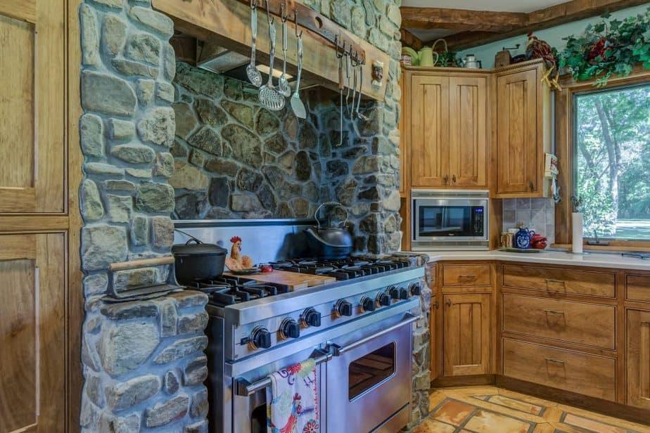 Kitchen Costs 9 Kitchen Oven 1
