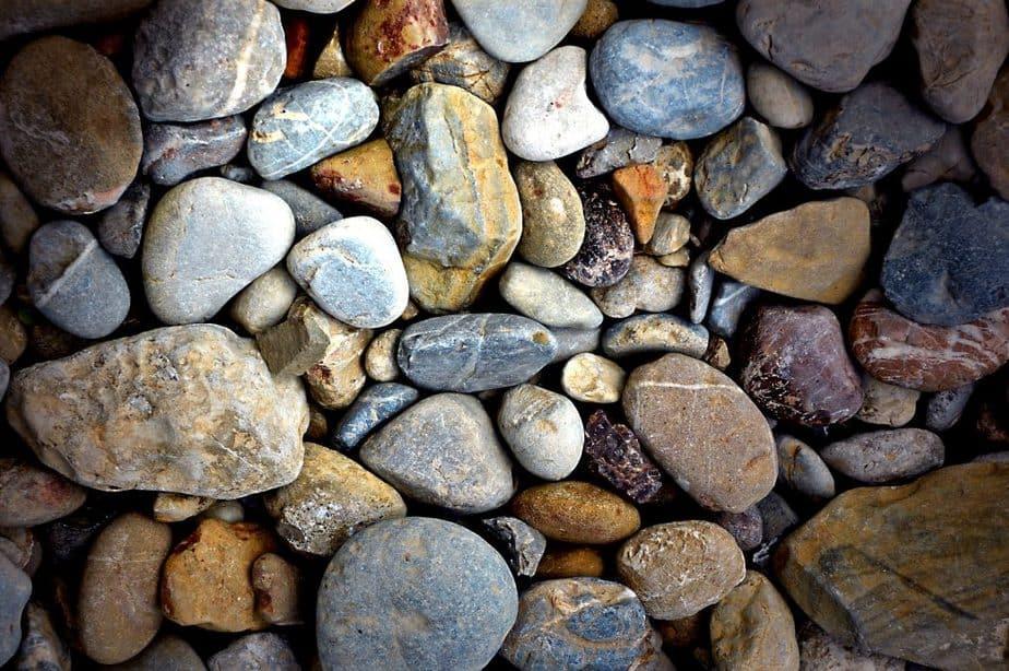 Mulch 9 Stone