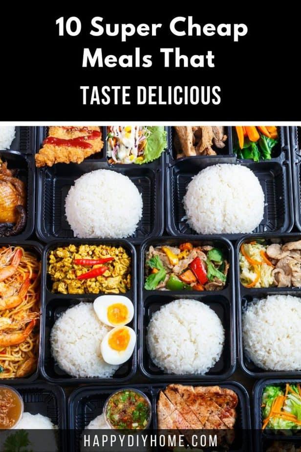 Super Cheap Meals 2