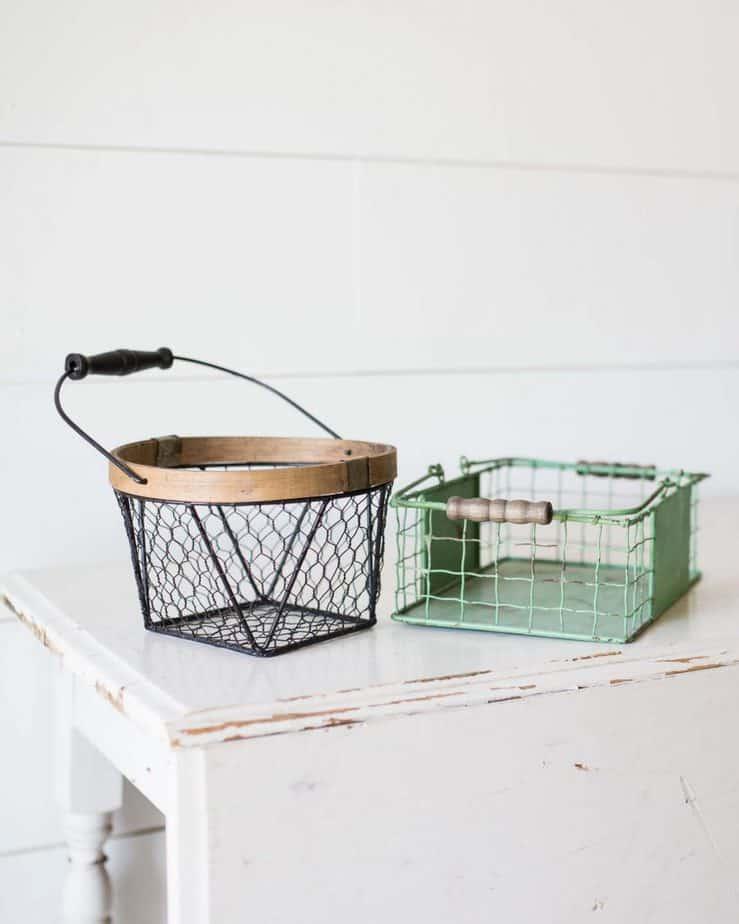 Tool Storage Ideas 12 Wire Basket