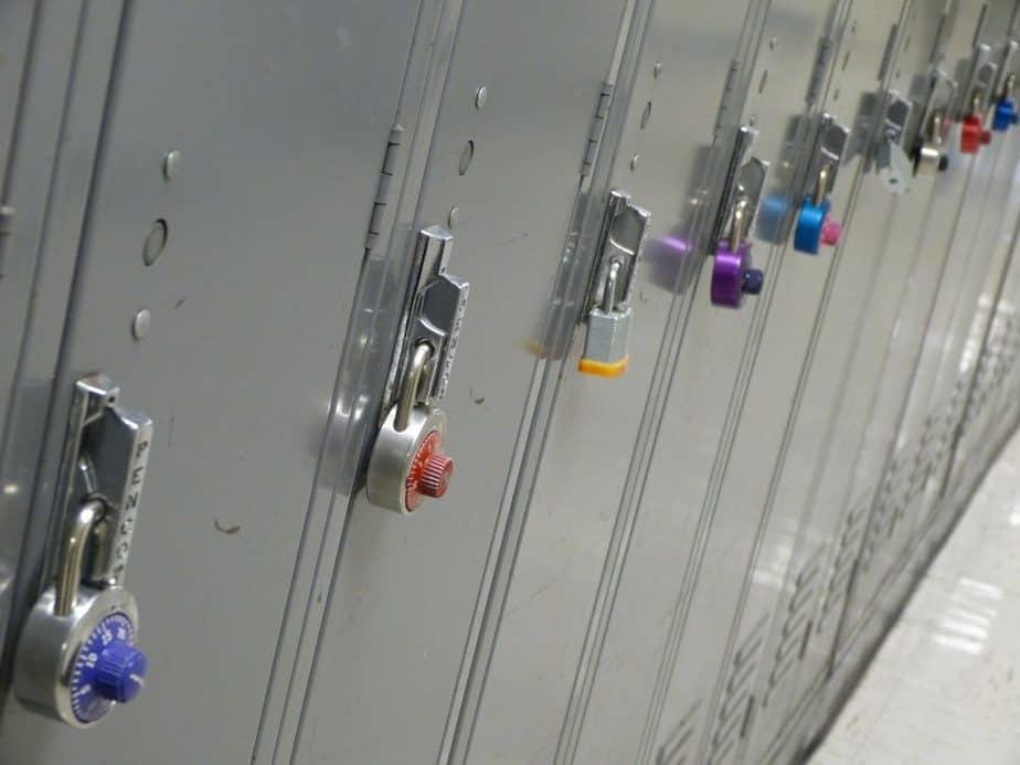 Tool Storage Ideas 16 Lockers