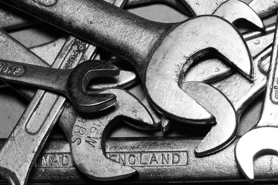 Tool Storage Ideas 4 Wrenches