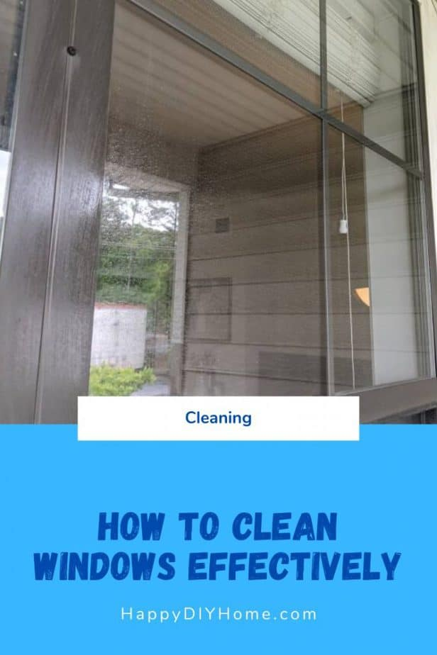 0 How to Clean Windows Effectively