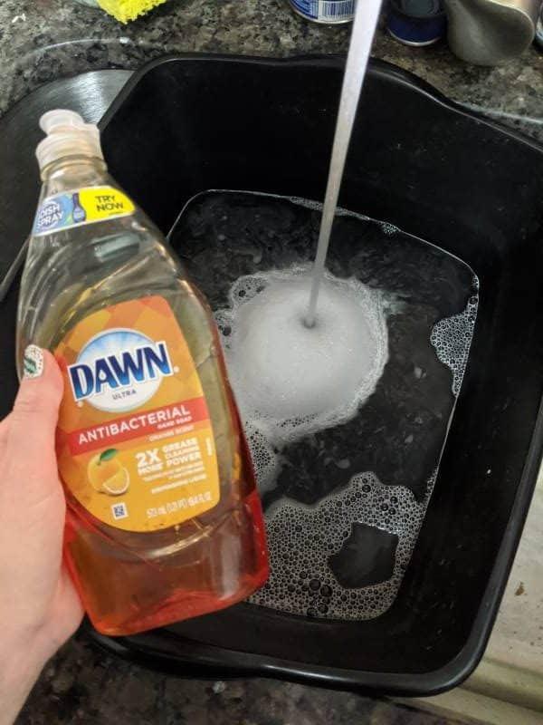 1 Dish Soap