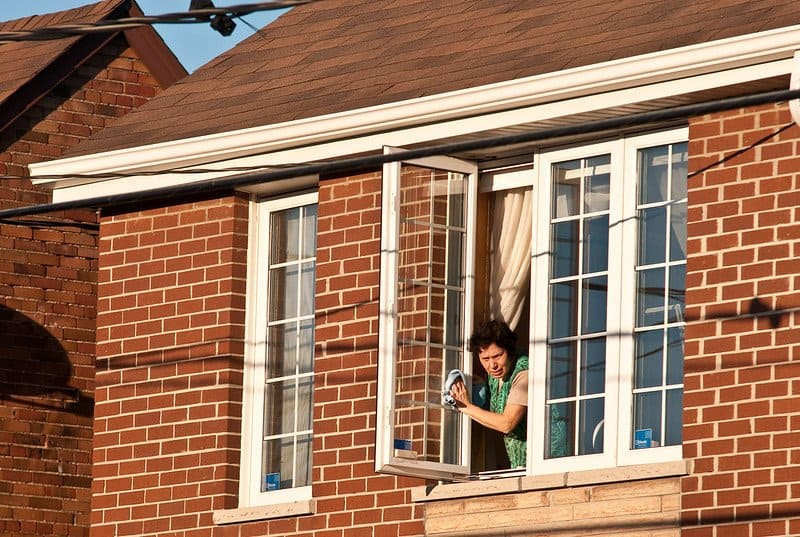 2 Larger Window Cleaning