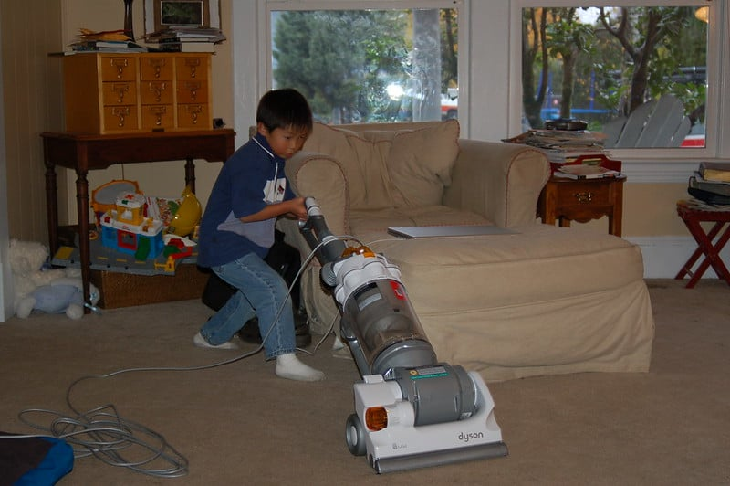 3 Cleaning Carpets