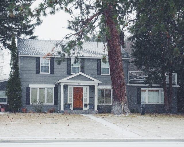 3 Grey House