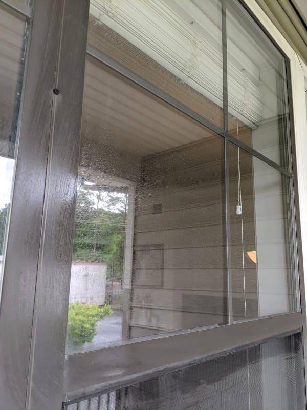 5 Wet Window