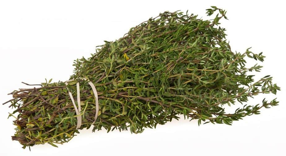 6 Dried Thyme