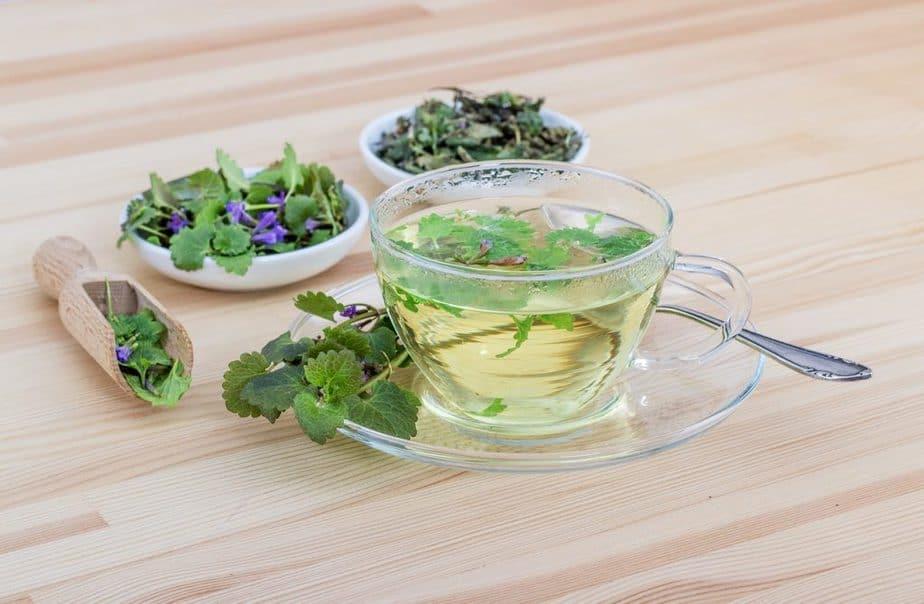 6 Herbal Tea