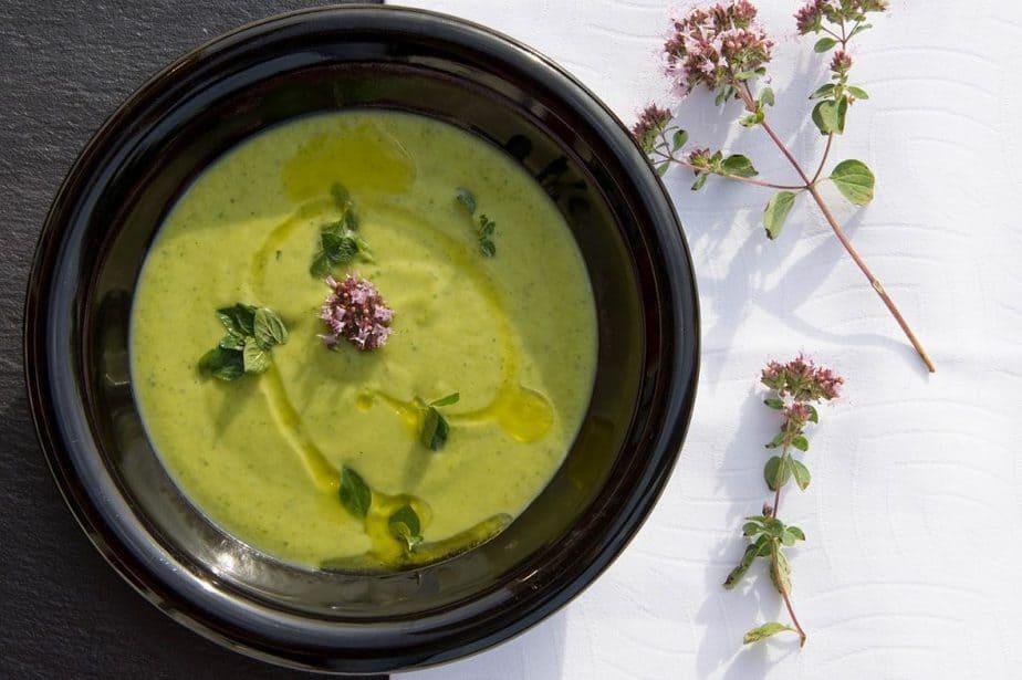 7 Oregano in Soup