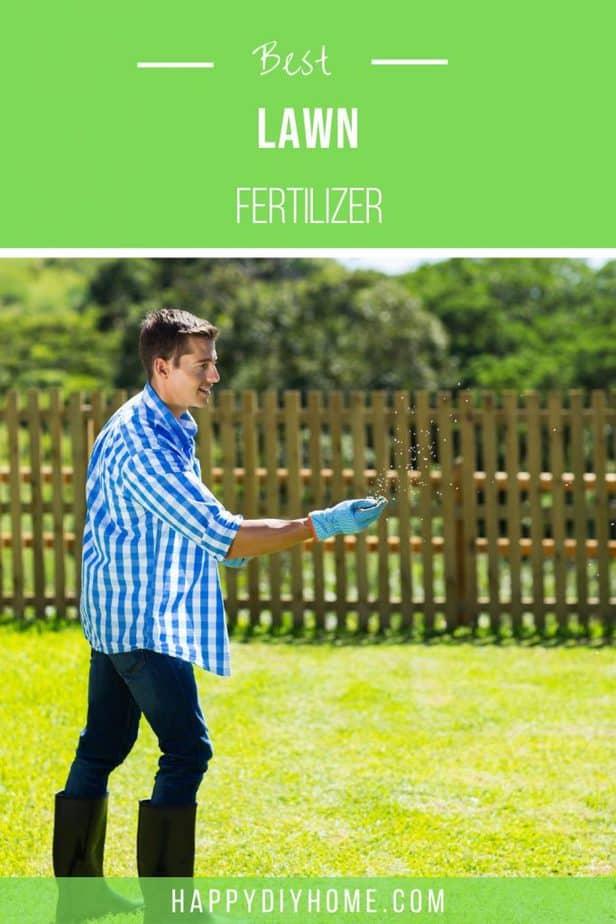 Best Lawn Fertilizer 1