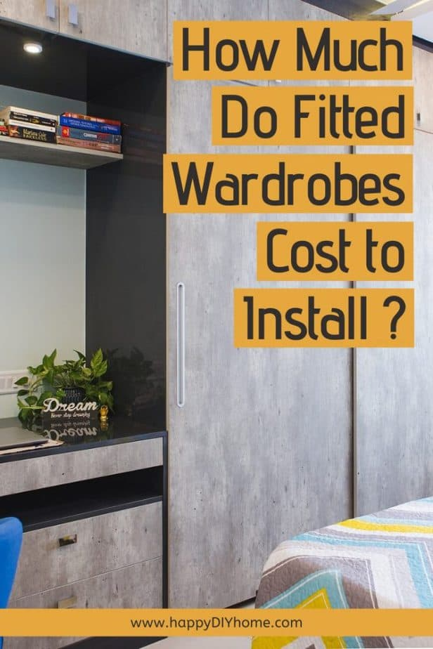 CANVA IMAGE How Much Do Fitted Wardrobes Cost to Install