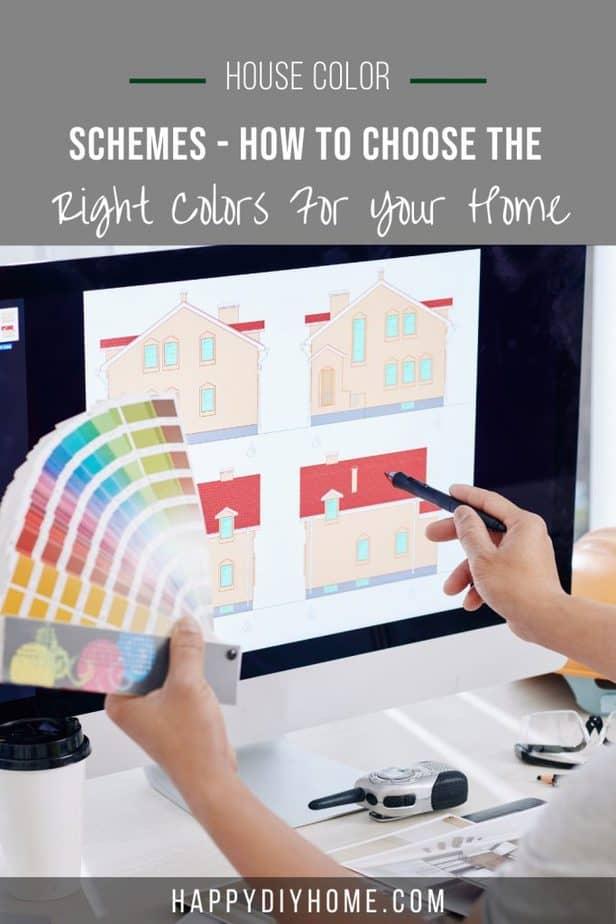 House Color Scheme 1