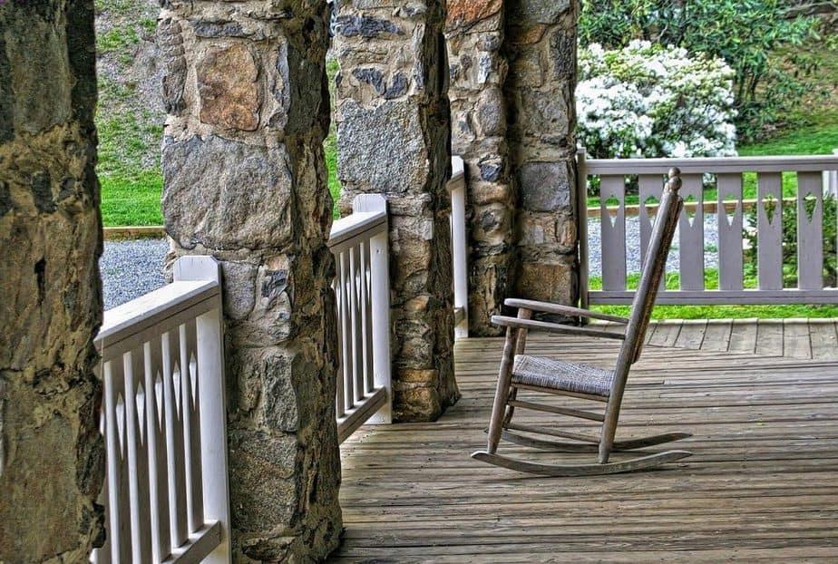 Porch 3 Materials