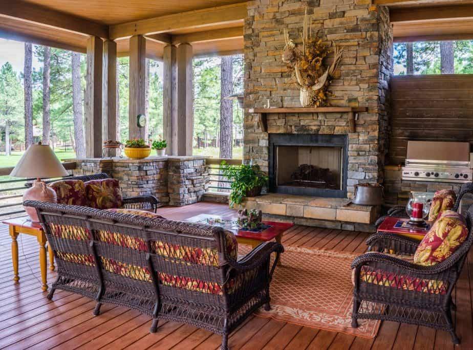 Porch 5 Porch Options