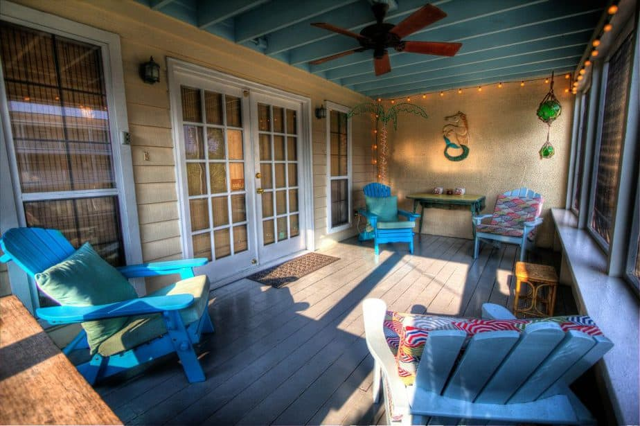 Porch 6 sun room