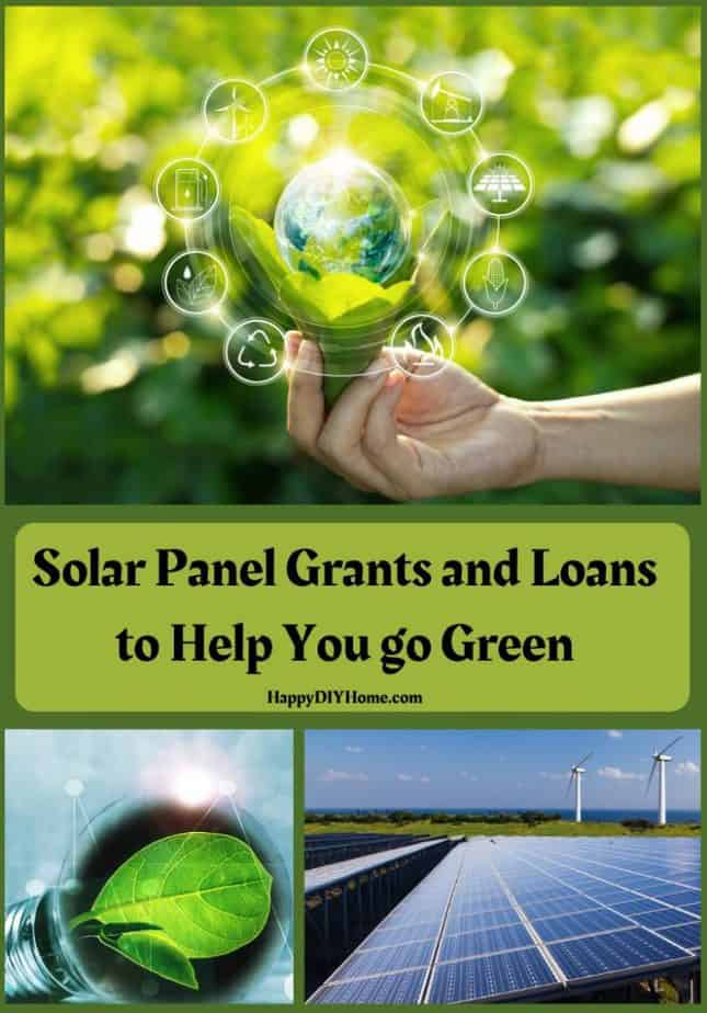 Solar Panel Grants and Loans to Help You Go Green Cover