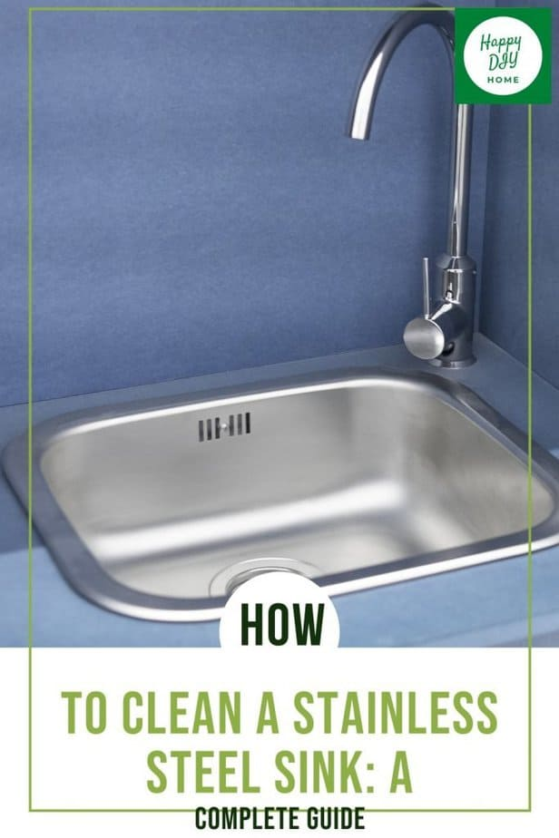 Stainless Steel Sink 1