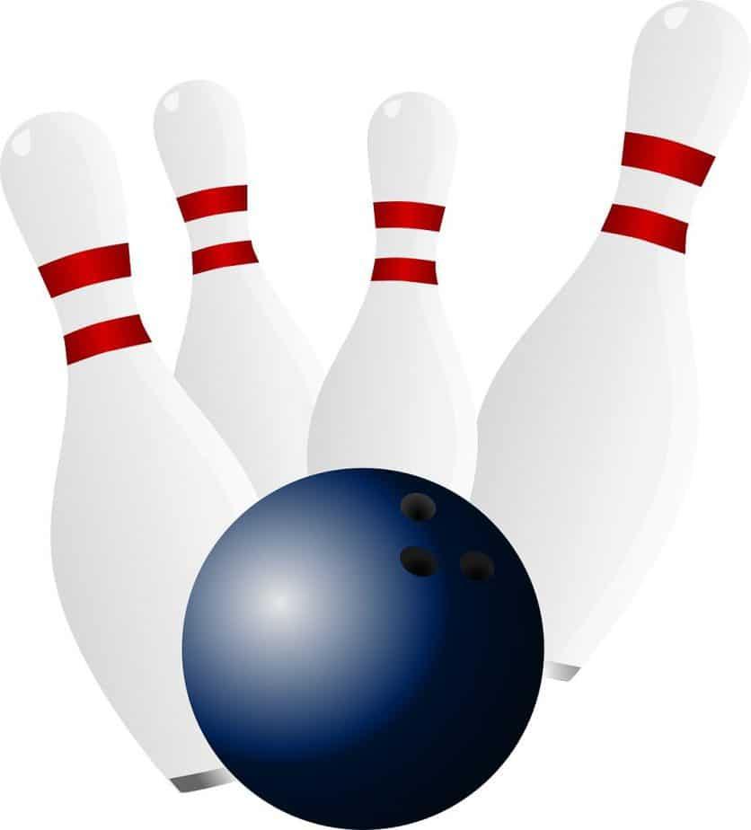 Tin Can 11 Bowling