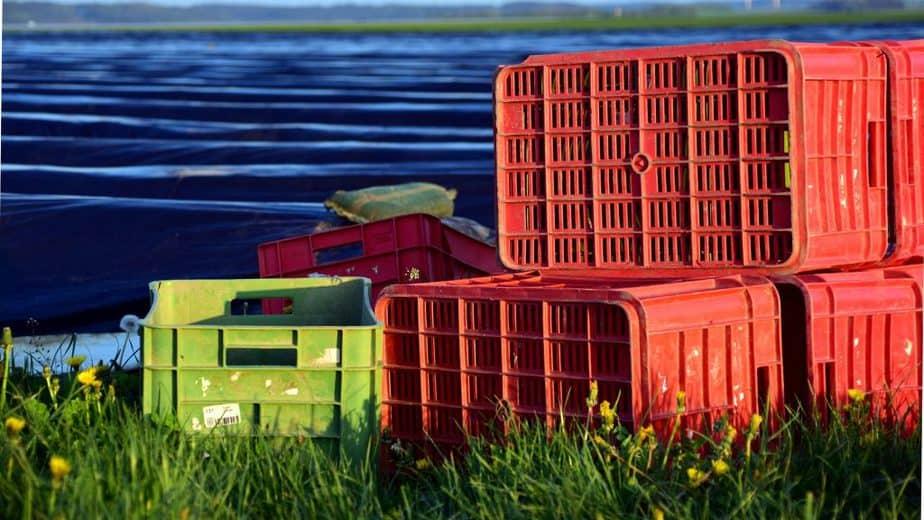 Toy Storage 1 Milk Crates