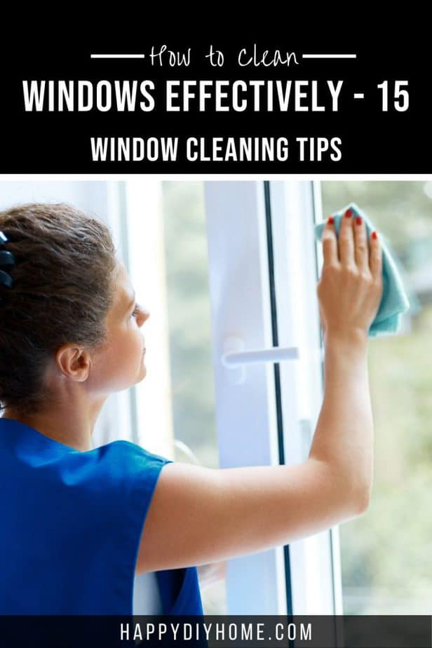 Window Cleaning Tips 1