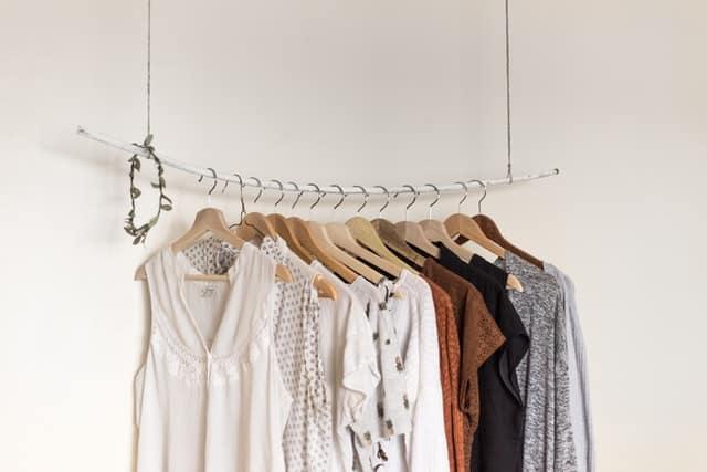 16. Closet Organization