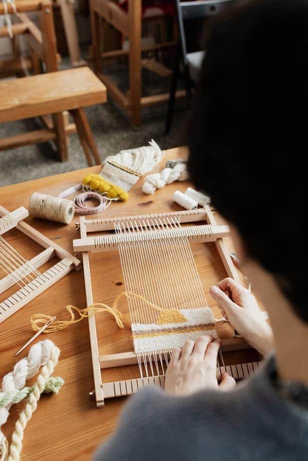 19. Weaving