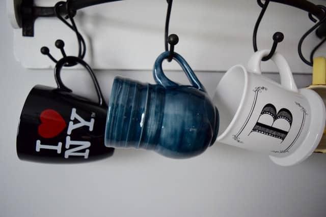 6. Mug Storage