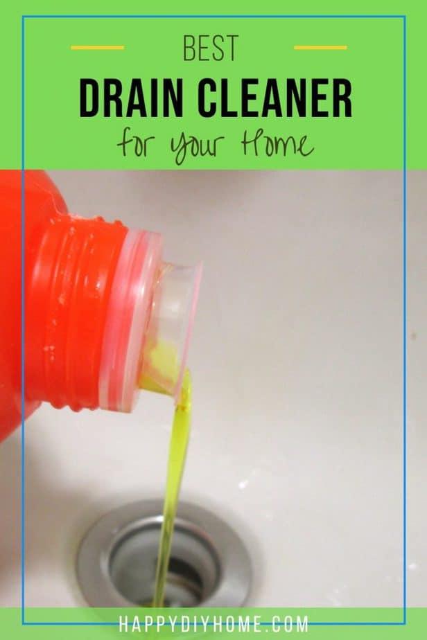 Best Drain Cleaner 1