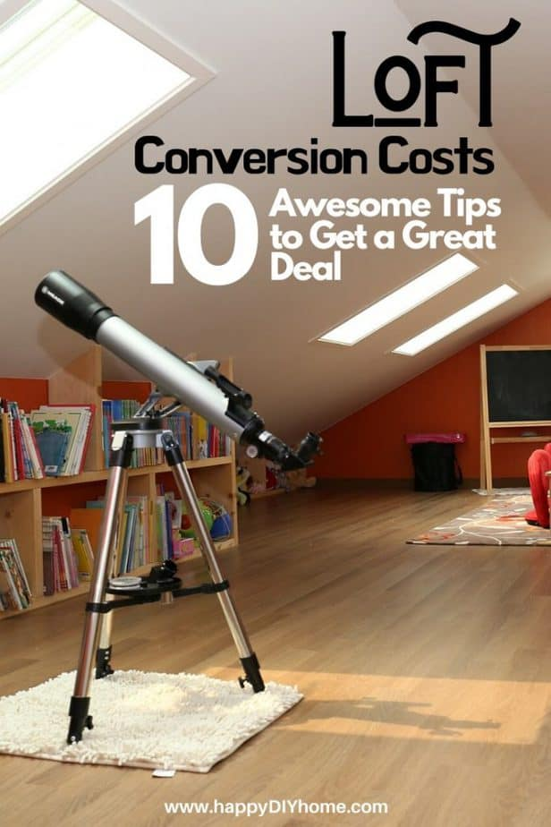 Loft Conversion Costs 10 Awesome Tips to Get a Great Deal