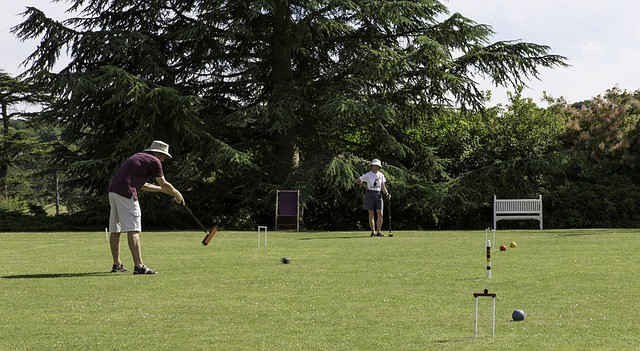 Croquet 1 Start