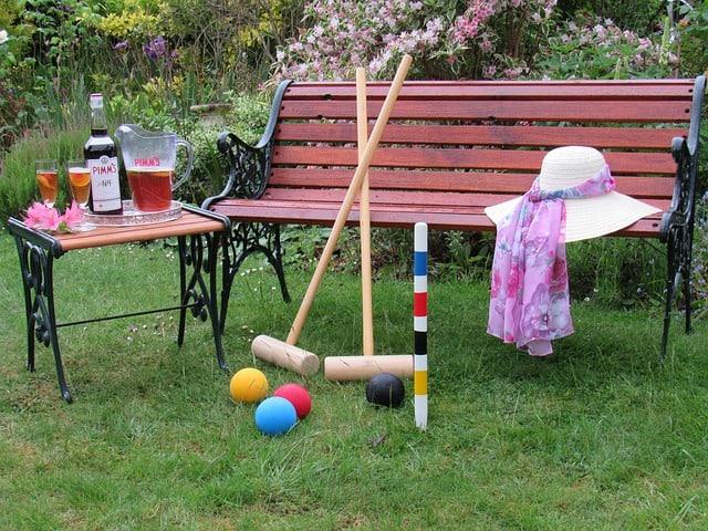 Croquet 4 Ball