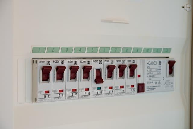 Dehumidifier 3 Auto Reset