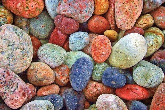 Desert 5 Rocks