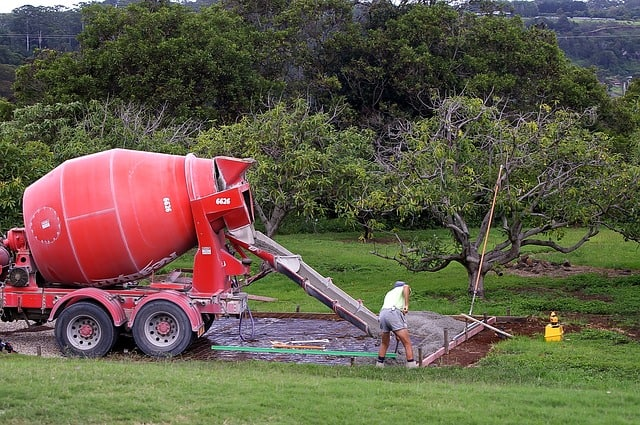 Edging 8 Concrete